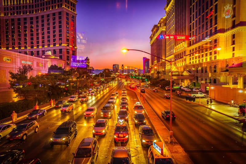 Las Vegas Strip Visitors May Have Been Exposed to Measles, Health Department Warns
