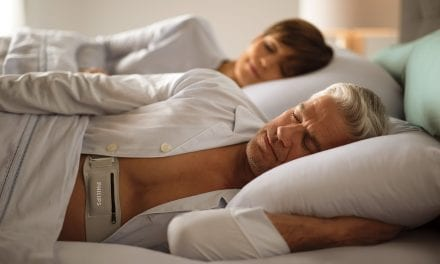 Philips Launches NightBalance for Positional Sleep Apnea