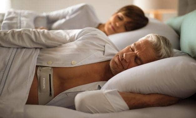 Philips Launches NightBalance for Positional Sleep Apnea