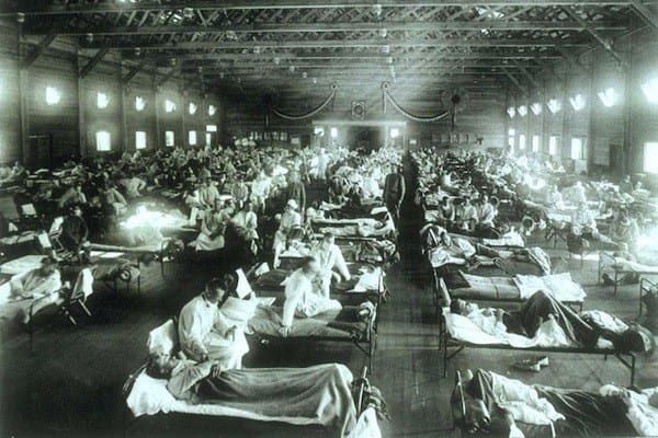 The Value in Comparing the Flu Pandemic of 1918 to COVID-19