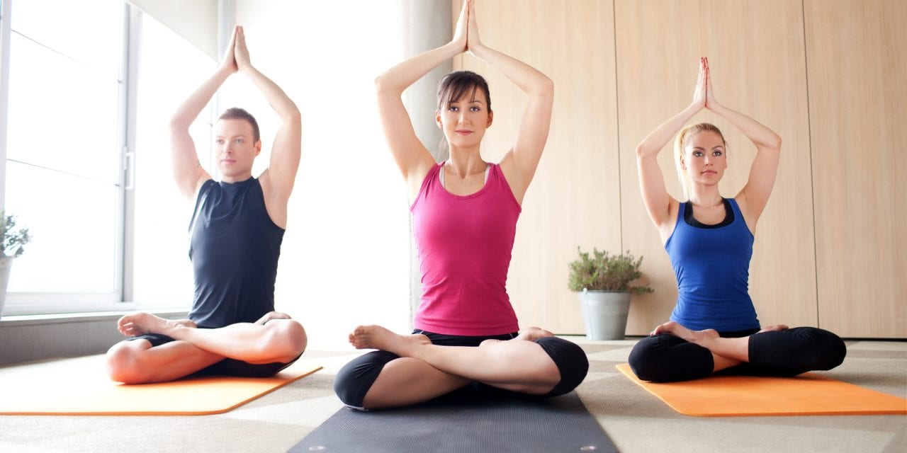 Yoga May Improve Exercise Capacity and Pulmonary Function in COPD