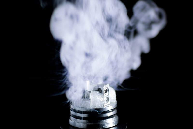 Vitamin E Acetate Linked to Vaping Lung Illnesses
