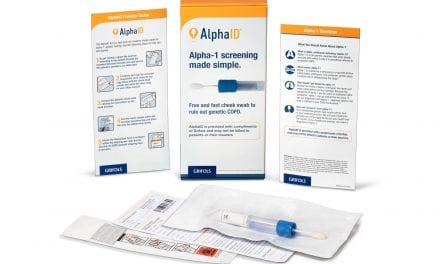 New Cheek Swab Tests COPD Patients for Alpha-1