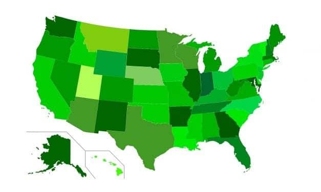 US Vaccine Gap Widening
