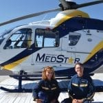 Flight Therapists: RTs Take to the Skies in 'Flying ICUs'