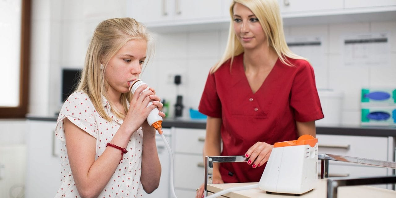 Vyaire to Market FeNO Device for Asthma Monitoring