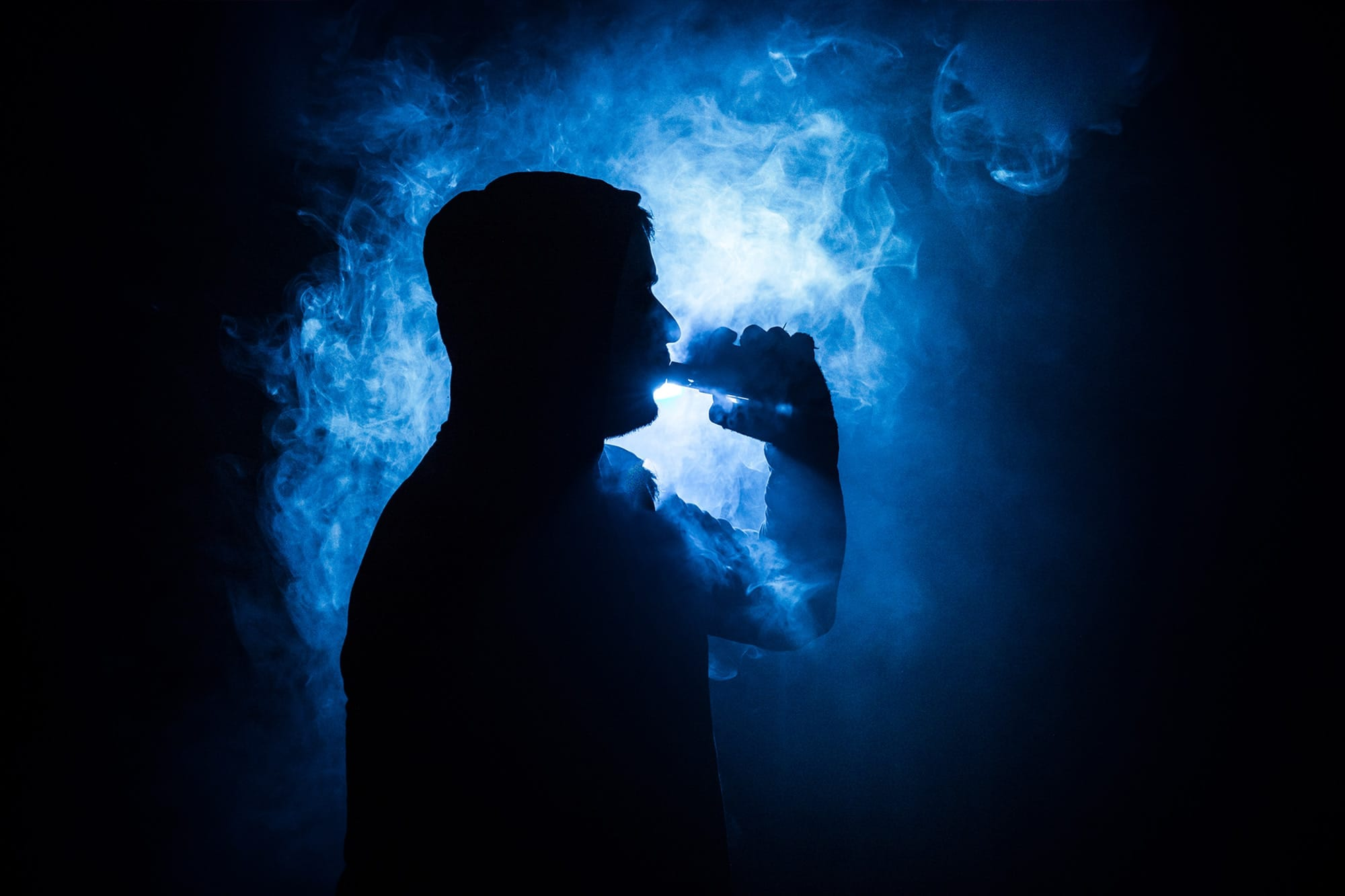 What Influences Adolescents to Continuously Use E-cigarettes?