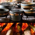Biomass Stoves Increase Indoor Air Pollution, Trigger Lung Inflammation