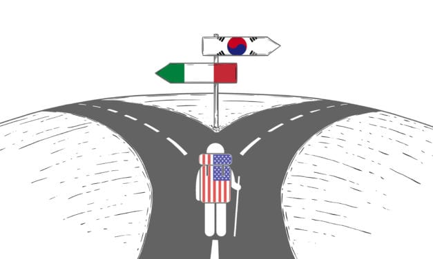 Coronavirus Has the United States At A Fork in the Road