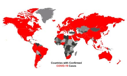 Coronavirus Going Global as *36* More Nations Report First Cases This Week