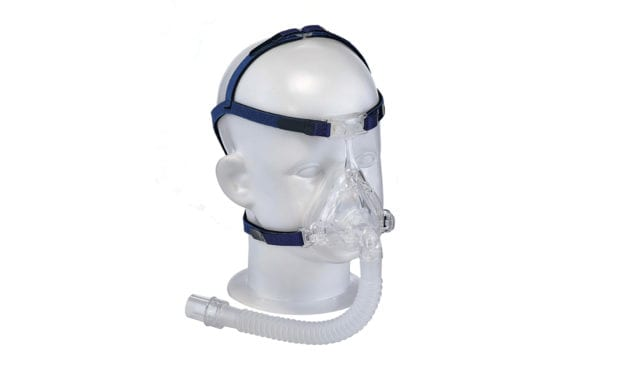 AG Industries Launches Pediatric Full Face CPAP Mask