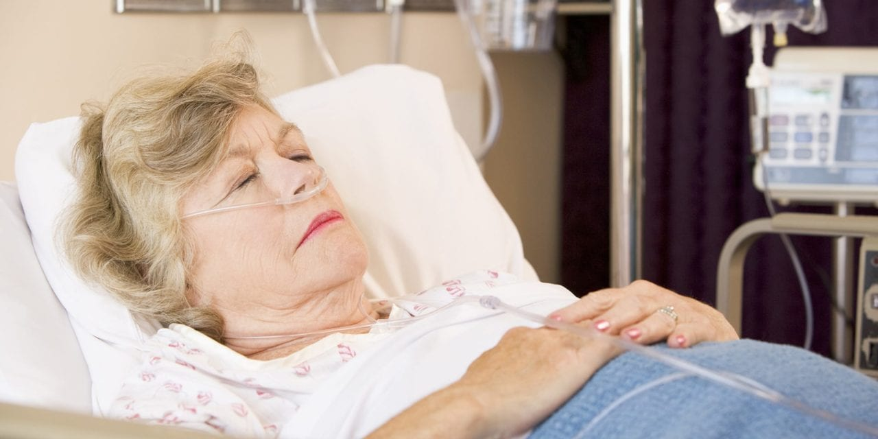 COPD Patients Did Not Benefit from Nocturnal Oxygen Therapy