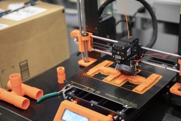 Engineers Share Design For 3D-printed Ventilator Adapter