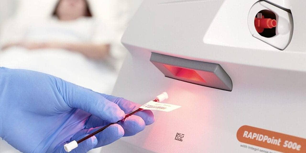 Siemens RapidPoint 500e Blood Gas Analyzer Cleared by FDA