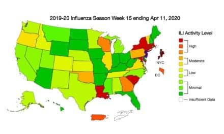 CDC: COVID-19 Pandemic Could Skew US Flu Season Data