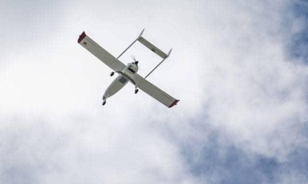 Drones Delivering COVID-19 Test Samples in Ghana