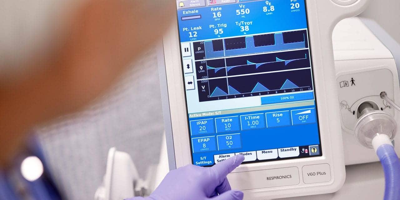United States Sends Ventilators To Russia in Coronavirus Aid Package