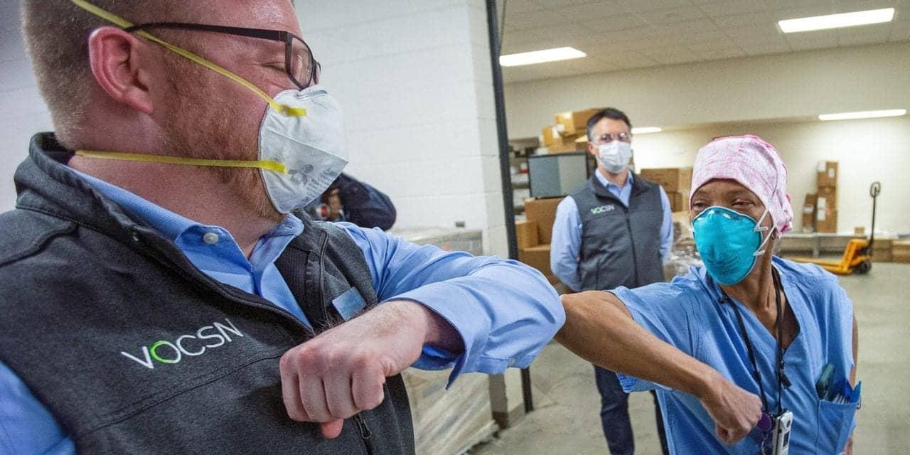 General Motors, Ventec Deliver First V+Pro Ventilators to Illinois