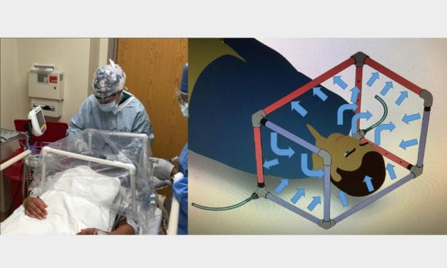 FDA Authorizes Airway Isolation Chamber Developed by Army Doctors