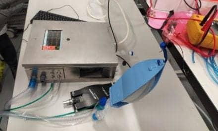 Physicists Design FDA-authorized Open-Source Ventilator