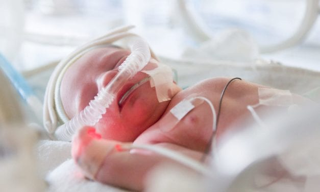 One-time Preemie Now a Neonatal Physician Treating Infants with Ventilation