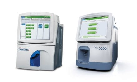 Products 2020: Blood Gas Analysis