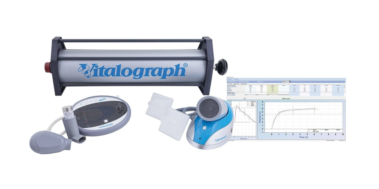 Products 2020: Spirometry & PFT