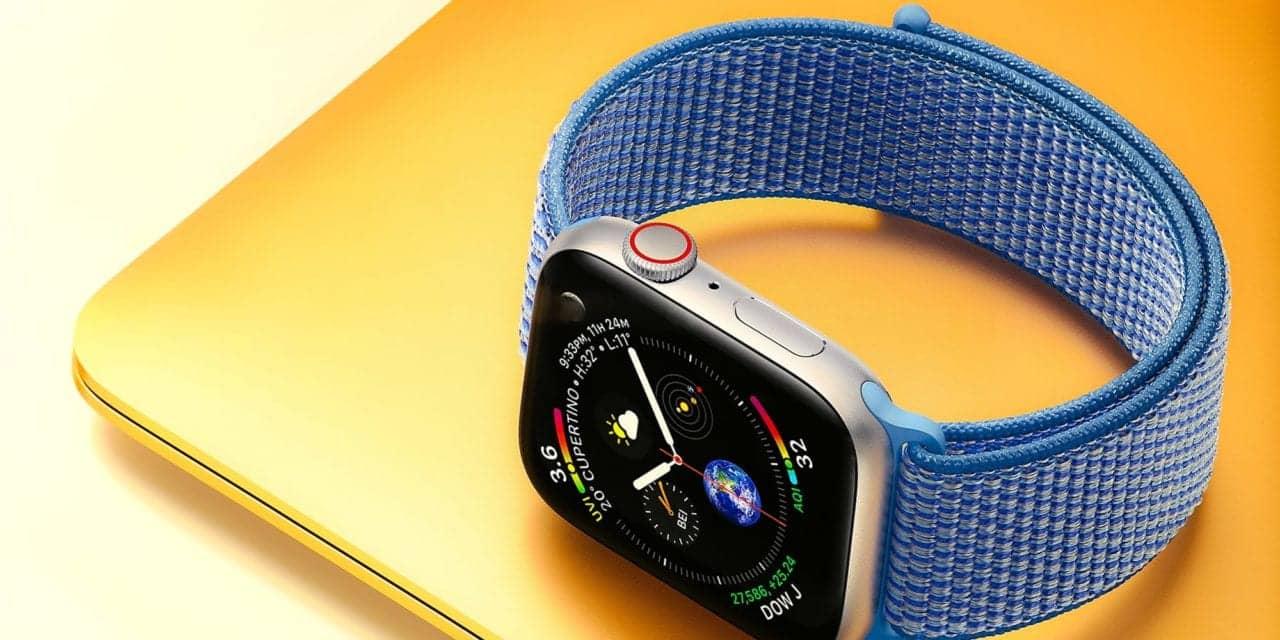 Next Apple Watch Rumored to Have SpO2, Sleep Tracking, Handwash-Timing Capabilities