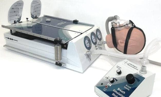 Michigan Instruments Supplying Lung Simulators for COVID-19 Ventilator Development