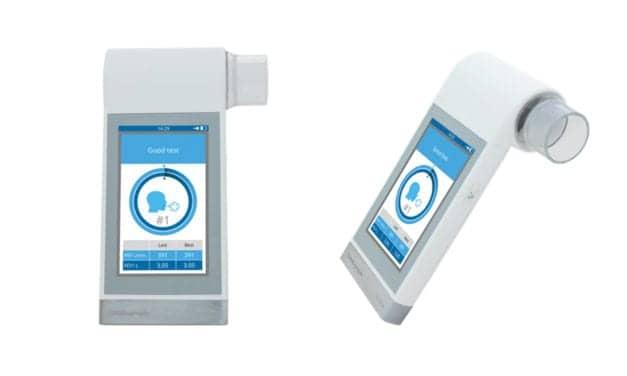FDA Approves Vitalograph's In2itive e-Diary Spirometer