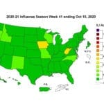 CDC: Flu Season Off to a Slow Start