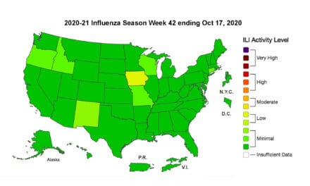 CDC Urges Everyone to Get Flu Shot by the End of October