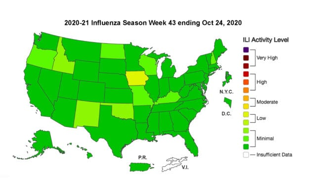CDC: Influenza A Emerges As Dominant Strain In Early Flu Season