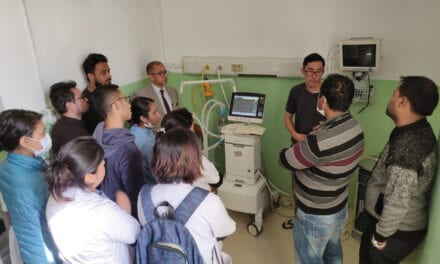 Respiratory Therapists Without Borders