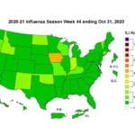 CDC: The US Sees Slight Uptick in Healthcare Visits for Flu-like Symptoms