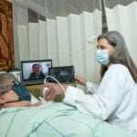Lung Ultrasound Education Program Aimed at Rural Emergency Departments to Aid COVID-19 Diagnosis