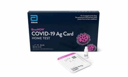 FDA Reauthorizes BinaxNow COVID-19 Test for Home Use