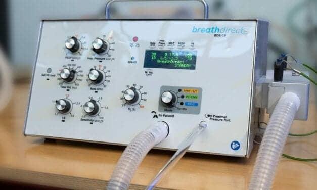 BDR-19 Ventilator Passes Independent Testing