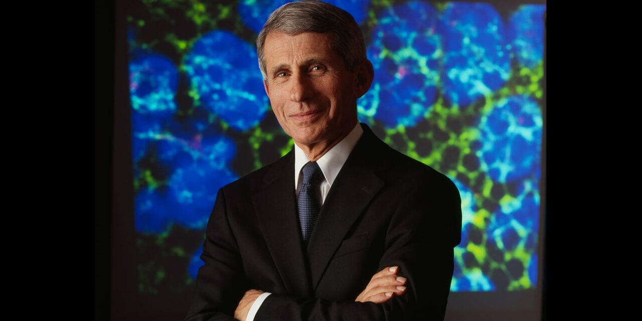 Fauci to Headline ATS 2021 Virtual Conference