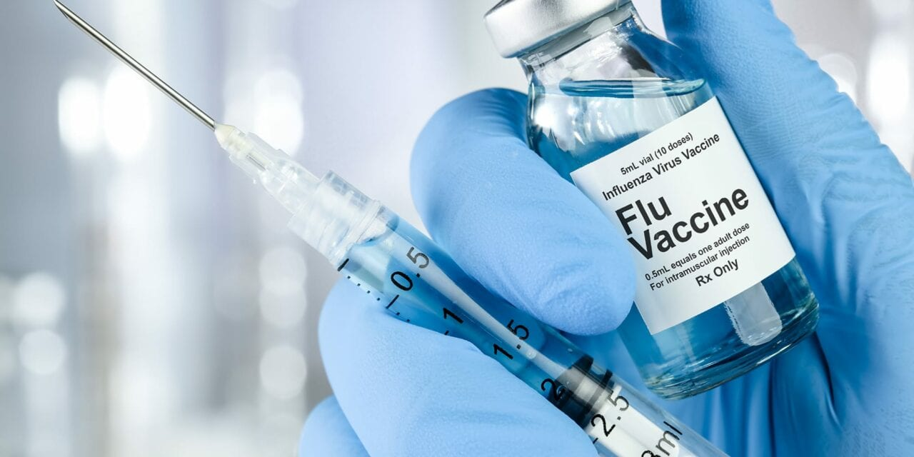 Offering Flu Vaccinations to Children Having Surgery Significantly Increases Number Vaccinated