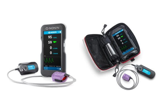 FDA Clears Nonin's Handheld CO-Pilot Device for EMS