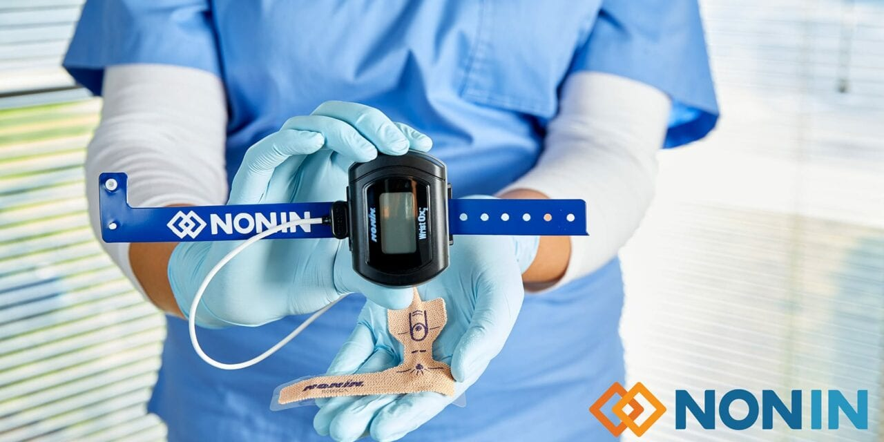 Nonin Launches Single-Use Accessories for WristOx2 Pulse Oximeter