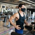 Face Masks Safe for Vigorous Exercise in Healthy People