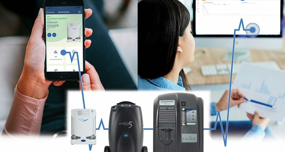 Caire Introduces Telehealth Solution