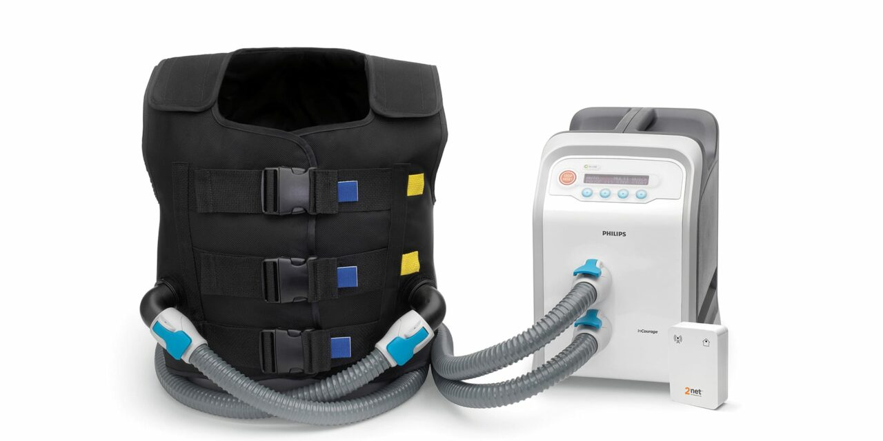 Airway Clearance Therapy for COPD Patients