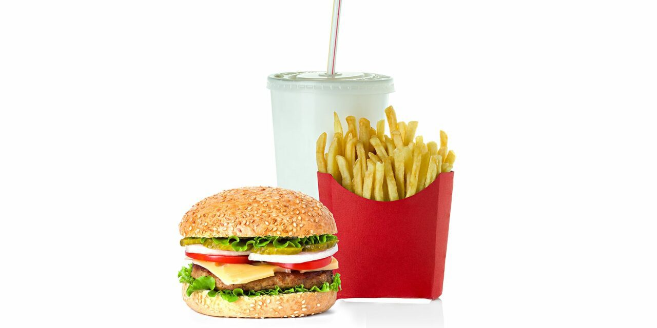 1-in-5 Parents Say Kids Eat Fast Food More Often Since Pandemic