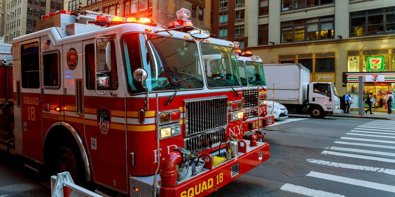 September 11 Rescue Workers Developing COPD