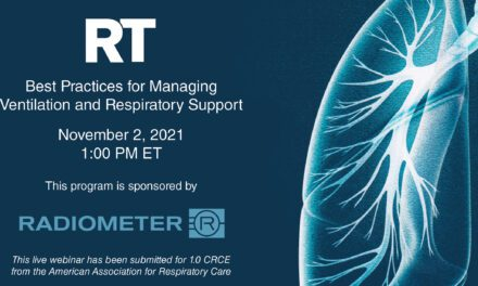 Webinar: Best Practices for Managing Ventilation and Respiratory Support
