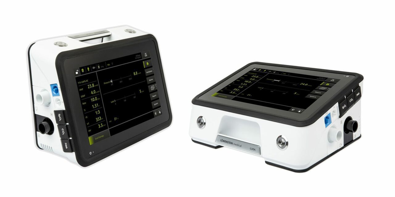 IBC Rebrands as Movair, Releases Ventilator with High-flow Oxygen